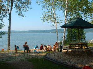 Family Vacation Resort Michigan Frankfort Beach